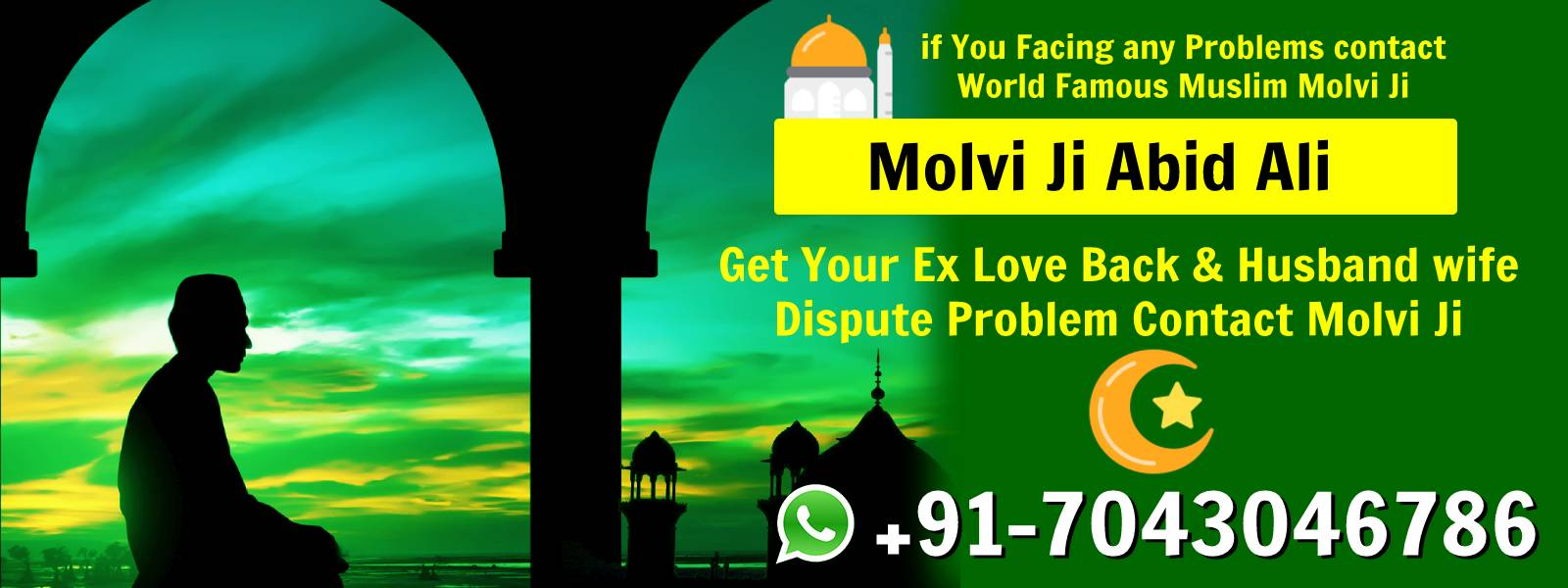 Love Astrologer molviji